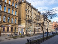 Петроградский район, улица Ропшинская, дом 30. многоквартирный дом