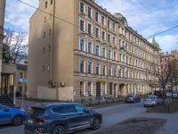 Петроградский район, улица Ропшинская, дом 32. многоквартирный дом
