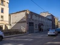 Петроградский район, улица Малая Гребецкая, дом 5 ЛИТ А. офисное здание