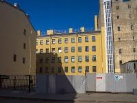 Петроградский район, улица Большая Разночинная, дом 6 ЛИТ В. многоквартирный дом