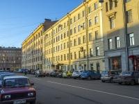 Петроградский район, площадь Сытнинская, дом 3 ЛИТ А. многоквартирный дом