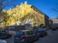 Петроградский район, улица Стрельнинская, дом 2 ЛИТ Б. многоквартирный дом
