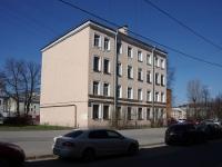 Фрунзенский район, улица Воронежская, дом 27. многоквартирный дом