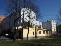 Фрунзенский район, улица Воронежская, дом 33 ЛИТ А3. офисное здание
