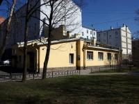 Фрунзенский район, улица Воронежская, дом 33Б. офисное здание