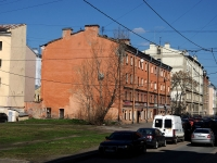 Фрунзенский район, улица Воронежская, дом 37. офисное здание