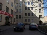 Фрунзенский район, улица Воронежская, дом 40. многоквартирный дом