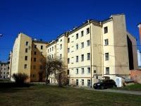Фрунзенский район, улица Воронежская, дом 41. многоквартирный дом