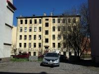 Фрунзенский район, улица Воронежская, дом 45. неиспользуемое здание