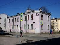 Фрунзенский район, улица Воронежская, дом 49. многоквартирный дом