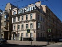 Фрунзенский район, улица Воронежская, дом 51. офисное здание