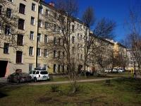 Фрунзенский район, улица Воронежская, дом 52. многоквартирный дом