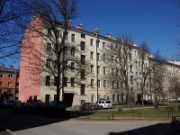 Фрунзенский район, улица Воронежская, дом 54. многоквартирный дом