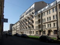 Фрунзенский район, улица Воронежская, дом 55. многоквартирный дом