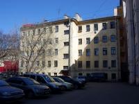 Фрунзенский район, улица Воронежская, дом 57. многоквартирный дом