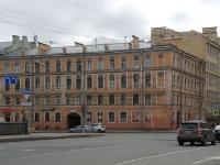 Фрунзенский район, улица Набережная Обводного канала, дом 42. многоквартирный дом
