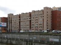 Фрунзенский район, улица Набережная Обводного канала, дом 46. многоквартирный дом