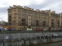 Фрунзенский район, улица Набережная Обводного канала, дом 48. многофункциональное здание