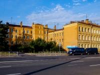 Фрунзенский район, улица Набережная Обводного канала, дом 56. многоквартирный дом