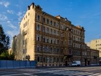 Фрунзенский район, улица Набережная Обводного канала, дом 66. многоквартирный дом