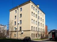 Фрунзенский район, улица Прилукская, дом 13. многоквартирный дом