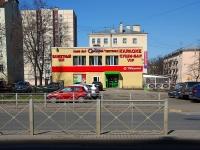 Фрунзенский район, улица Прилукская, дом 15. многофункциональное здание