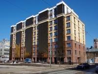 Фрунзенский район, улица Прилукская, дом 20 с.1. многоквартирный дом