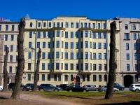 Фрунзенский район, улица Расстанная, дом 2 к.2 ЛИТ А. офисное здание