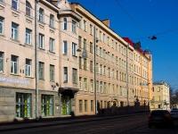 Фрунзенский район, улица Расстанная, дом 18. многоквартирный дом