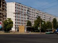 Фрунзенский район, улица Белы Куна, дом 8. многоквартирный дом