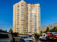 Фрунзенский район, улица Будапештская, дом 7 к.1. многоквартирный дом