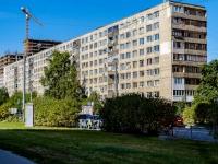 Фрунзенский район, улица Будапештская, дом 8. многоквартирный дом