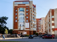 Фрунзенский район, улица Будапештская, дом 8 к.4. многоквартирный дом