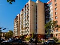Фрунзенский район, улица Будапештская, дом 8 к.6. многоквартирный дом