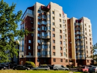 Фрунзенский район, улица Будапештская, дом 8 к.7. многоквартирный дом