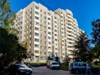 Фрунзенский район, улица Будапештская, дом 17 к.3. многоквартирный дом
