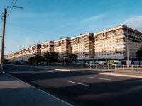 Фрунзенский район, улица Бухарестская, дом 23 к.1. многоквартирный дом