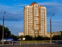 Фрунзенский район, улица Бухарестская, дом 23 к.4. многоквартирный дом