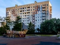 Фрунзенский район, улица Бухарестская, дом 25. многоквартирный дом