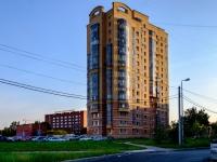 Фрунзенский район, улица Бухарестская, дом 64. многоквартирный дом
