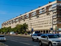 Фрунзенский район, улица Бухарестская, дом 72 к.1. многоквартирный дом