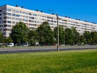 Фрунзенский район, улица Бухарестская, дом 78. многоквартирный дом