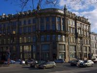 Центральный район, Невский проспект, дом 1. офисное здание