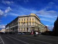 Центральный район, Невский проспект, дом 2. офисное здание