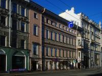 Центральный район, Невский проспект, дом 3. многоквартирный дом