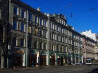 Центральный район, Невский проспект, дом 5. многофункциональное здание