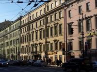 Центральный район, Невский проспект, дом 6. многофункциональное здание
