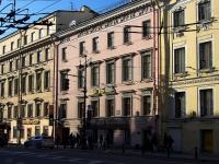 Центральный район, Невский проспект, дом 8. многоквартирный дом