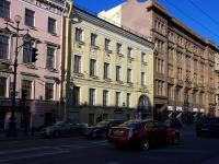 Центральный район, Невский проспект, дом 10. многоквартирный дом