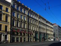 Центральный район, Невский проспект, дом 11. многоквартирный дом
